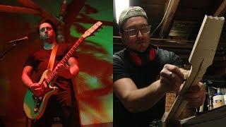 Brian Merritt: From guitar player to guitar maker