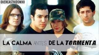 Fall Out Boy - Calm Before the Storm |Traducida al español|♥
