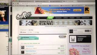 UPLOAD YOUR SH!T ON DATPIFF