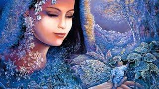 Женщина это особый Мир | Картины фэнтези Жозефины Уолл. Josephine Wall art (HD)