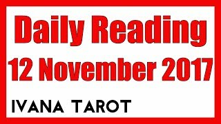💘 GHOST IN MY COMPUTER Daily Reading 12 November - Ivana Tarot