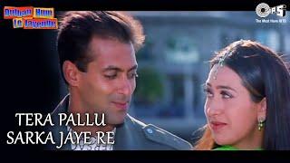 Tera Pallu Sarka Jaaye - Dulhan Hum Le Jayenge | Salman