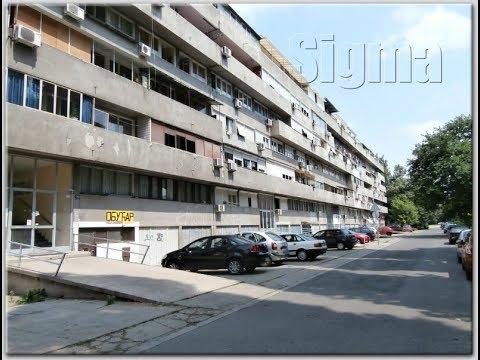 Stan Studentska novi Beograd Fontana 36m2 53000e