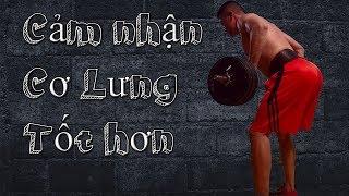 5 Nguyên tắc tập Lưng Xô nâng cao không nên bỏ qua | Nguyễn Hoàng Gym