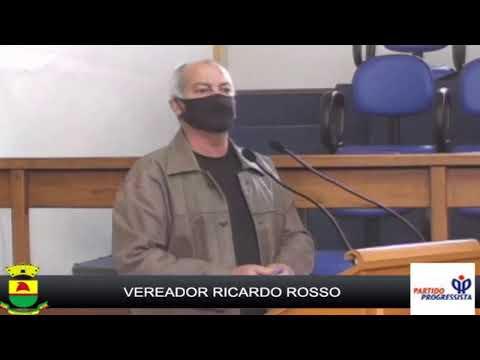 Sessão Ordinária da Câmara de Vereadores de Caçapava do Sul 09-06-2020