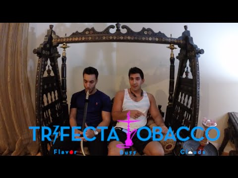 *NEW* Trifect Tobacco: Twice The ICE Tobacco Review (A+)