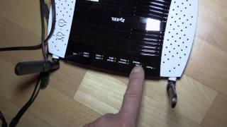 Telekom VDSL - Umstieg - Installation - Router