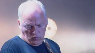 David Gilmour Comfortably Numb Guitar Solo Live In Gdansk   One Of The Best Solos Ever