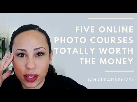 Best Creativelive Classes for Photographers