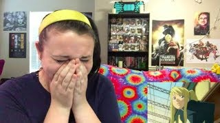 "Fullmetal Alchemist: Brotherhood Episode 23 ""Girl on the Battlefield"" REACTION!!!"