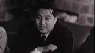 Kim Il Sung and Mao in 1958