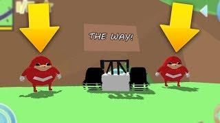 УГАНДА НАКЛЗ ПАСХАЛКА В СИМУЛЯТОР КРУТОГО ЧУВАКА! - Dude Theft Wars: Open World