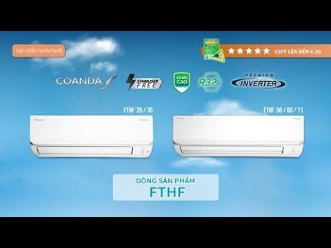 Dù mùa nóng hay mùa lạnh, Daikin luôn có giải pháp điều hòa không khí tối ưu dành cho bạn