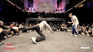 KYOKA vs BEN 1st round battles Hiphop Forever 2014