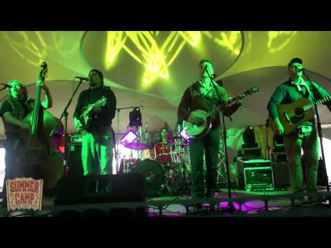 Floodwood Live at Summer Camp Music Festival 2013