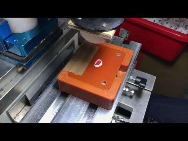 移印 - 矽膠 按鍵 三色印刷