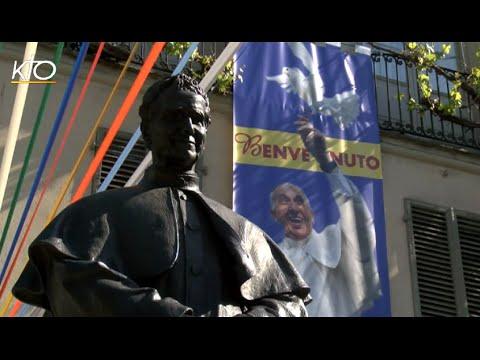 Le pape François dans les pas de Don Bosco