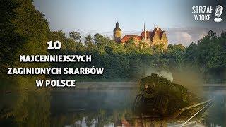 10 Zaginionych skarbów w Polsce