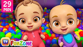 Johny Johny Yes Papa Ball Pit Show - ChuChu TV 3D Baby Songs & Nursery Rhymes for Kids