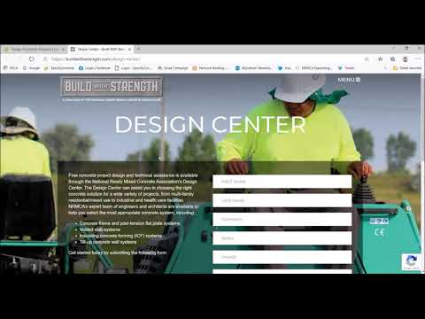 Navigating PACA's Design Assistance Program Page