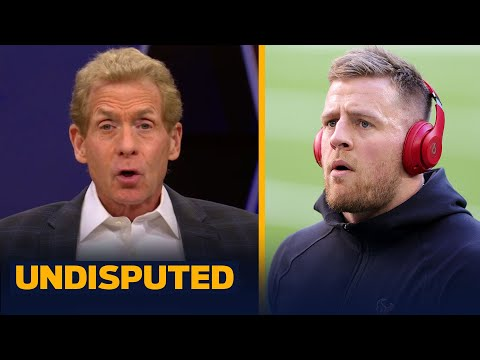 Skip & Shannon react to J.J. Watt signing with Cardinals, 'He followed the money' | NFL | UNDISPUTED