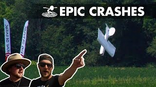 Most Epic Crashes of Flite Fest Ohio 2018 - Video Youtube
