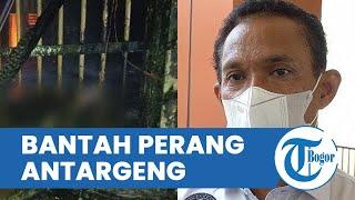 Muncul Isu Perang Antargeng Jadi Penyebab Kebakaran Lapas Kelas I Tangerang, Begini Bantahan Kalapas