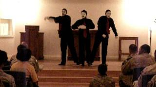 J. Moss We Must Praise Mime EFC Creative Arts Ministry