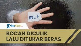 Bocah 10 Tahun di Makassar Diculik lalu Ditukar dengan 3 Karung Beras, Pelaku Ditangkap saat Tidur