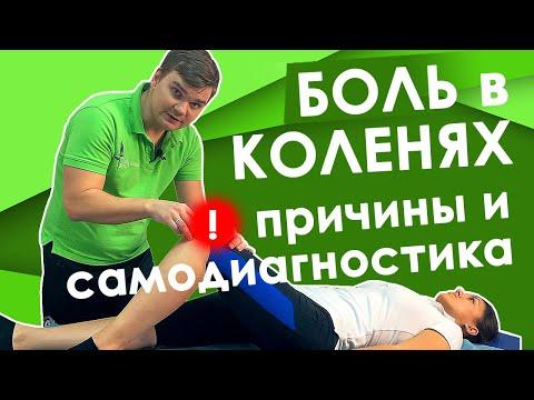 Причины боли в коленях. Самодиагностика артрита и артроза | КИНЕЗИТЕРАПИЯ