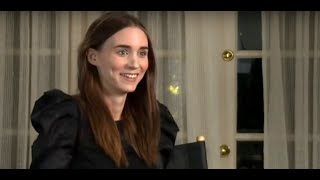 The Funny Side Of Rooney Mara ♥