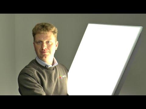 "LED-Deckeneinbauleuchte ""GE lighting Lumination™ BT Series"" [watt24-Video Nr. 21]"