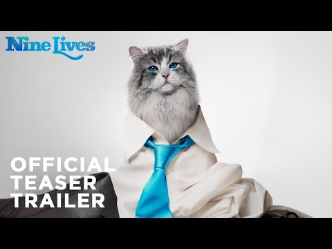 Movie Trailer: Nine Lives (1)