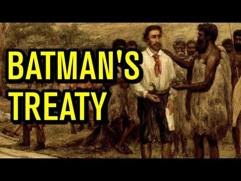 Taking History for Granted: Batman's Treaty | BadEmpanada