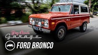 1977 Ford Bronco - Jay Leno