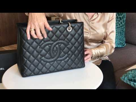 Chanel Grand Shopping Tote – Bag Review