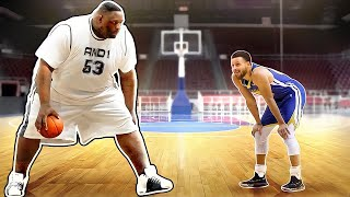 THE 500LB MONSTER NBA PLAYERS FEAR.. (Here's His Story)