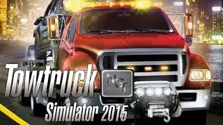 Towtruck Simulator 2015 video