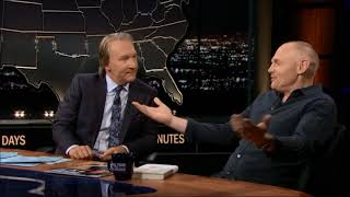 Bill Burr interview Real Time with Bill Maher (23.01.2015)