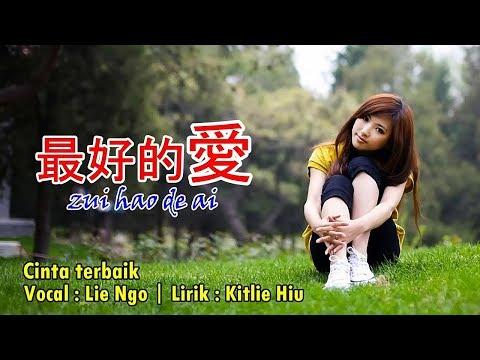 Video Lirik Lagu Cinta Luar Biasa Bahasa Mandarin Viral