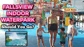 Fallsview Indoor Waterpark - What To Do In Niagara Falls Canada