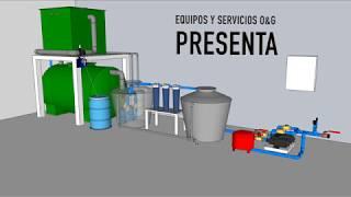 Reutilizacion de agua de lavado de automoviles - Separador de Hidrocarburos