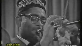 Dizzy Gillespie -  Rome 1960