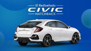 """2020 Honda Civic Hatchback: """"Double"""" :15 (Spanish)"""