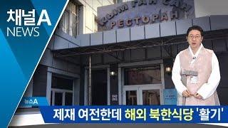대북 제재 여전하지만…해외 북한식당 '활기' | 뉴스A | Kholo.pk