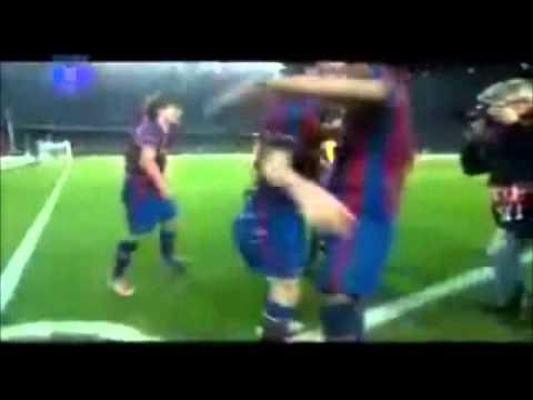 Messi VS Arsenal! All Goals!