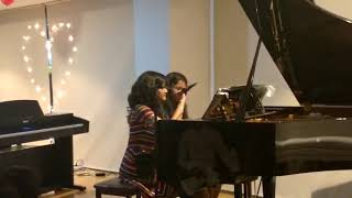 Shubhashree - Havana meets Copacabana (piano and voice) - Live Performance! - Download this Video in MP3, M4A, WEBM, MP4, 3GP