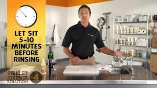 Stanley Steemer Solution™ #4 Stanley Steemer Red Wine Remover™