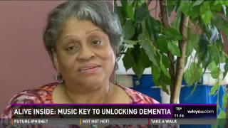 WKYC Alive Inside Music Key to Unlocking Dementia