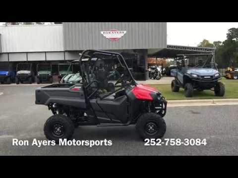 2018 Honda Pioneer 700 in Greenville, North Carolina - Video 1